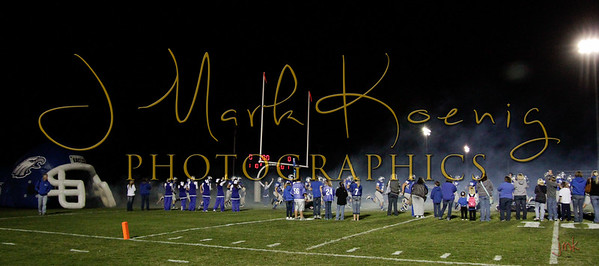 Homecoming Game Sept. 30, 2011