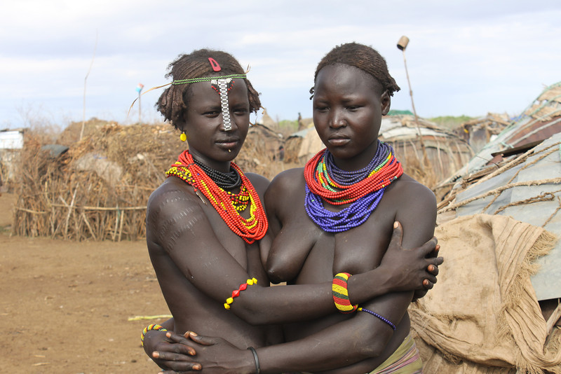 Dasanech women