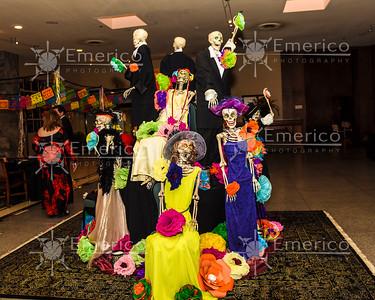 HWNT Dia De Los Muertos Gala 2017