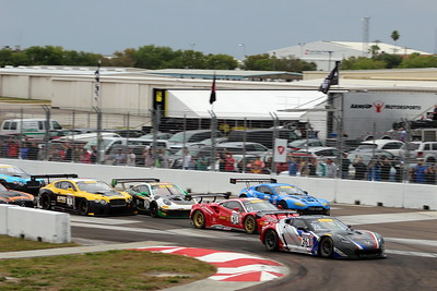 Pirelli World Challenge GT Sat. Race - St. Petersburg, FL - 10 Mar. '18