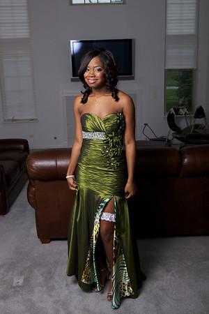 Alicia Prom 2011