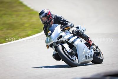 Ducati Silver white and Black_