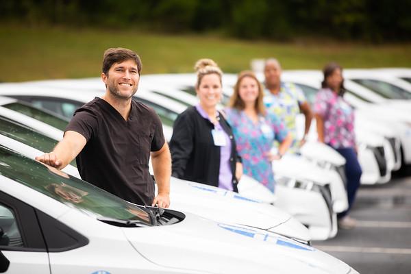 Self | Home health Care Car Show