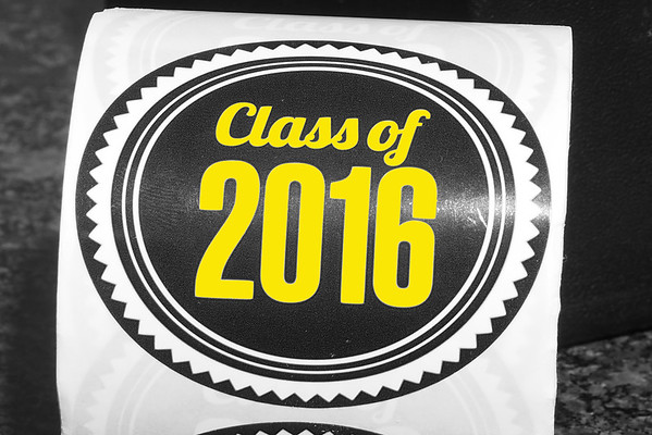 Bishop Kelly Graduation 2016