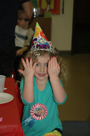 2011/01 - Sydney's Fourth Birthday
