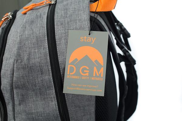 CoCreate-DGM Backpack