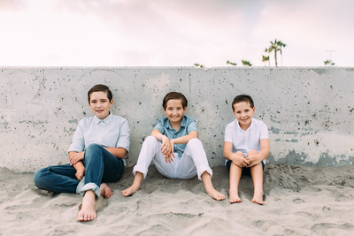 THE BOYS 2019 | SAN DIEGO FAMILY PHOTOGRAPHER
