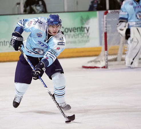 Blaze v Hull Stingrays - 17/10/2009