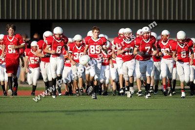 Football - Canton vs. Plymouth - October 6-7, 2011