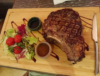Steak anyone?