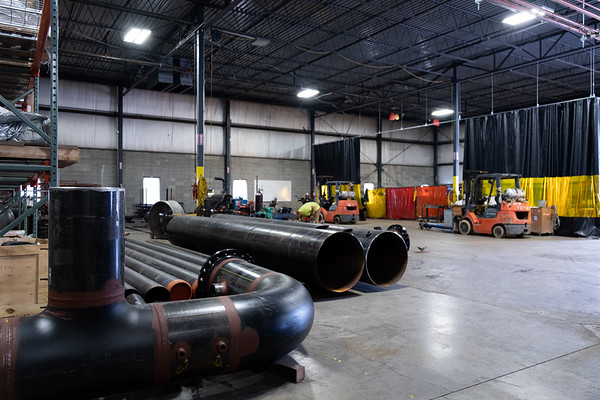Genarla Piping - Fabrication Facility