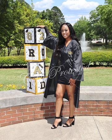 Idayah Graduation shoot