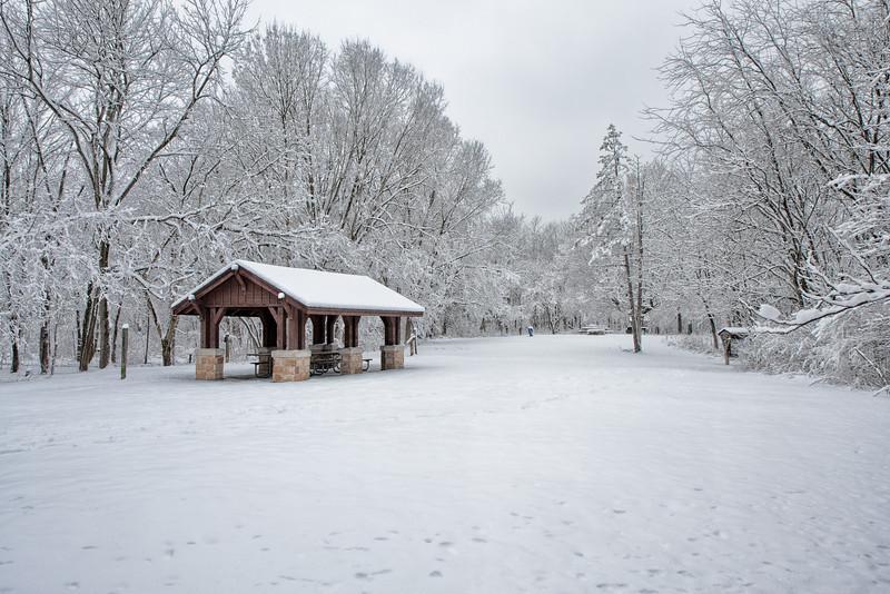 Sugarcreek shelter