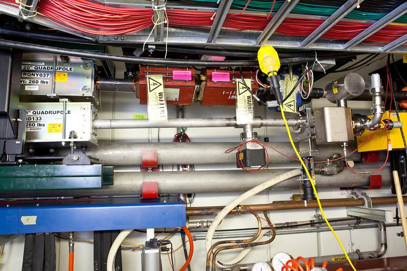 RR-MI proton transfer line