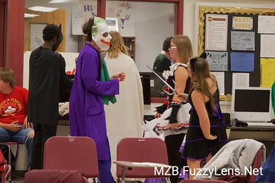 Halloween Party 10.25.2014
