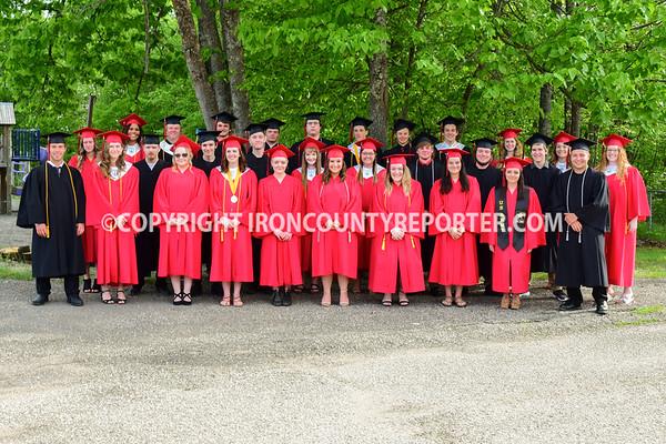 Forest Park graduation 2020