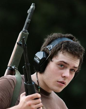 Bray Shooting - West Virginia Trip - August 2009