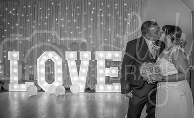 Jo & Steve Wedding Blessing