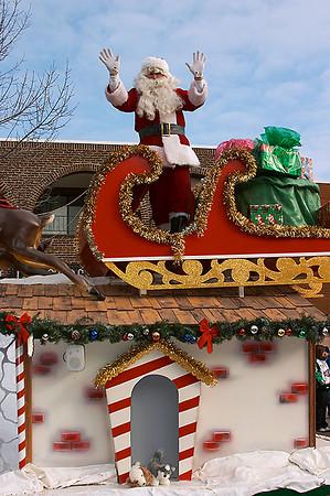 Oakville Santa Claus Parade - 2005