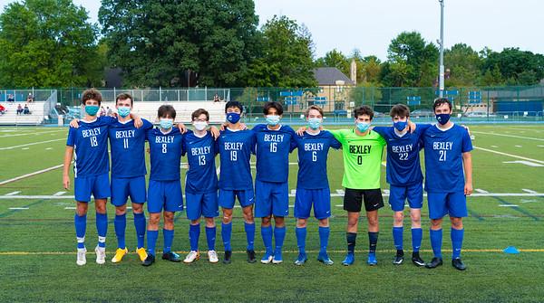 Boys Soccer Senior Night