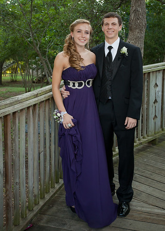 Wesley's Prom