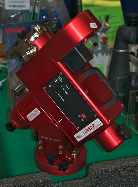 Avalon Linear telescope mount