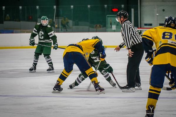 Varsity Hockey vs. Academie Saint-Louis