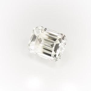 1.10 Emerald Cut L-VVS2 GIA (Sr980)