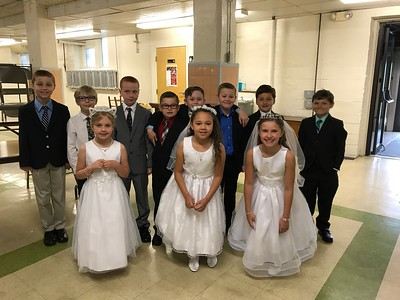 2017-04-30 First Communion C