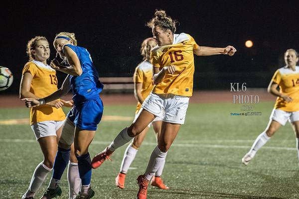 ISU Soccer vs Creighton 08/18/17