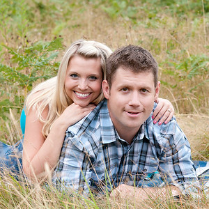 Lindsay and Chris