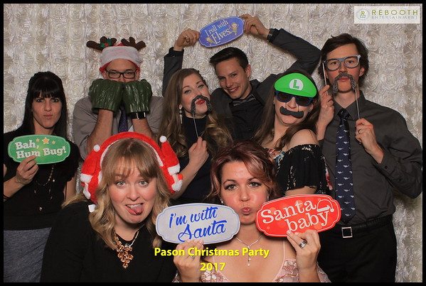 Pason Christmas Party 2017