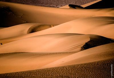 Mesquite Flat, Death Valley