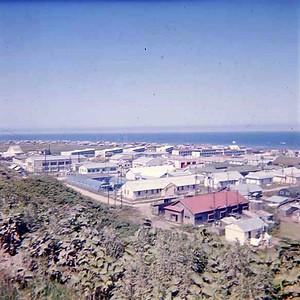 Bud at Wakkanai, Japan 1963