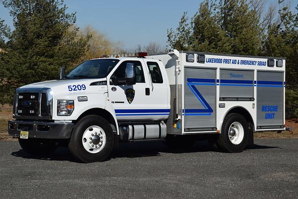 Lakewood Twp Emergency Medical Services