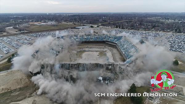 scm demolition download