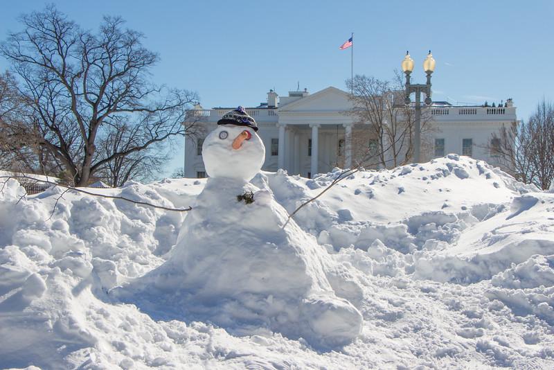 Jan. 24th - White House