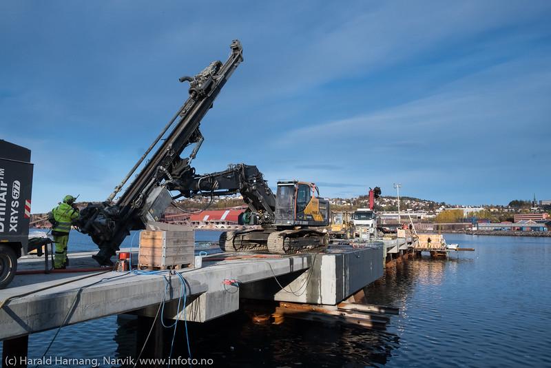 Cruise-terminal, 9. oktober 2019