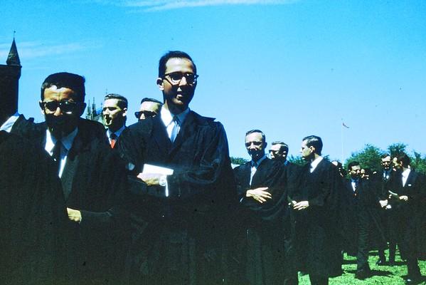 Carousel 37 1965 Fred's Graduation
