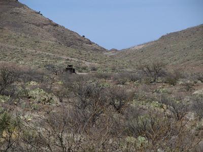 AZ- Burro Saddle