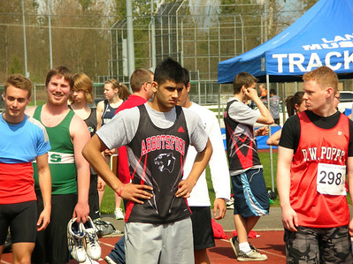 2009 - Track and Field
