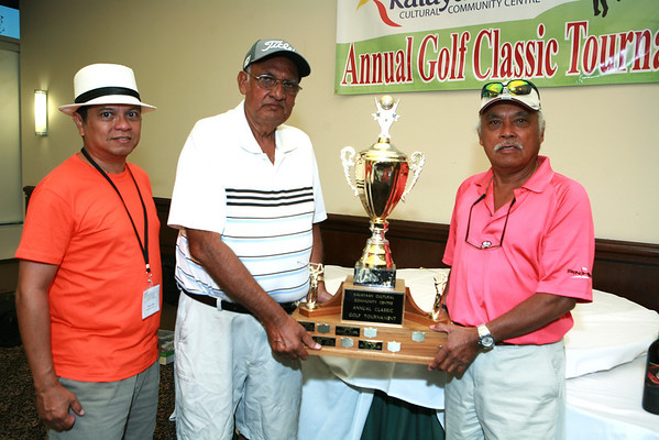 KCCC Annual Golf Tournament 2012