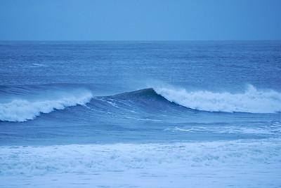 Surfing, Gilgo Beach, NY,  (4-17-07)