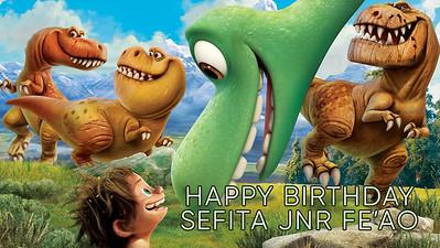 13.06 HAPPY 1ST BIRTHDAY SEFITA JNR ANTHONY FE'AO