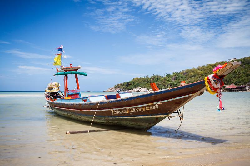 Stunning Ko Tao Beach.
