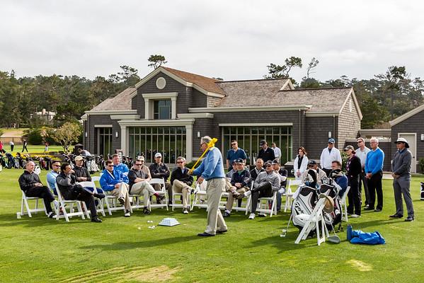 Pebble Beach Golf Academy, May 2016