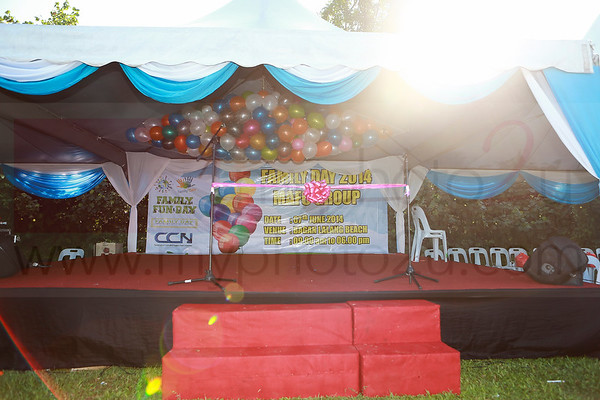 FAMILY DAY MAFC GROUP 2014