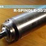 SKU: R-SPINDLE-30/2/100, 3kW Water Cooled Spindle, Φ100mm ER20 Single Phase 220V