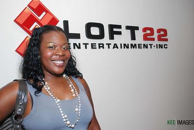 The Loft 22 Entertainment Company Launch Party