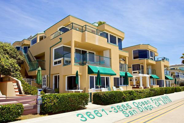 3661-3665 Ocean Front Walk, San Diego, CA